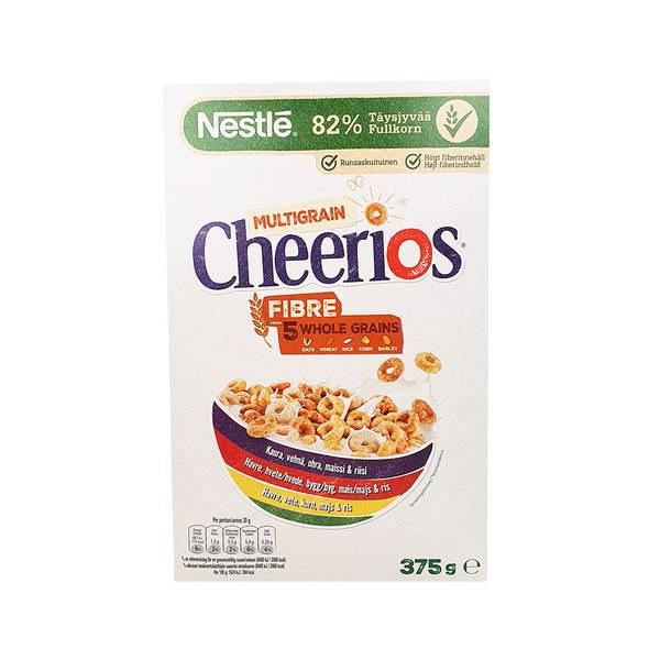 Bilde av Multigrain Cheerios
