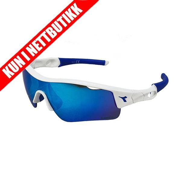 Bilde av Multisport brille - hvit/blå